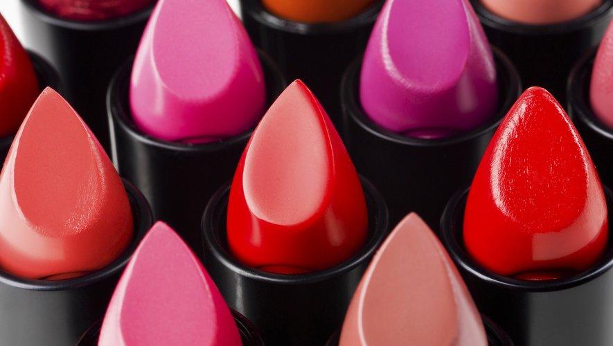 Les ventes de rouges à lèvres repartent à la hausse en 2019.