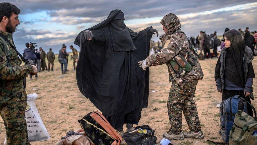 Les femmes et les enfants des deux terroristes capdenacois ont été interpellés à Roissy ce mardi matin.