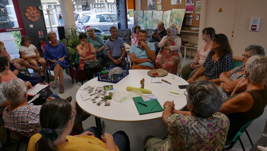 L'atelier jardinage, une initiative à renouveler