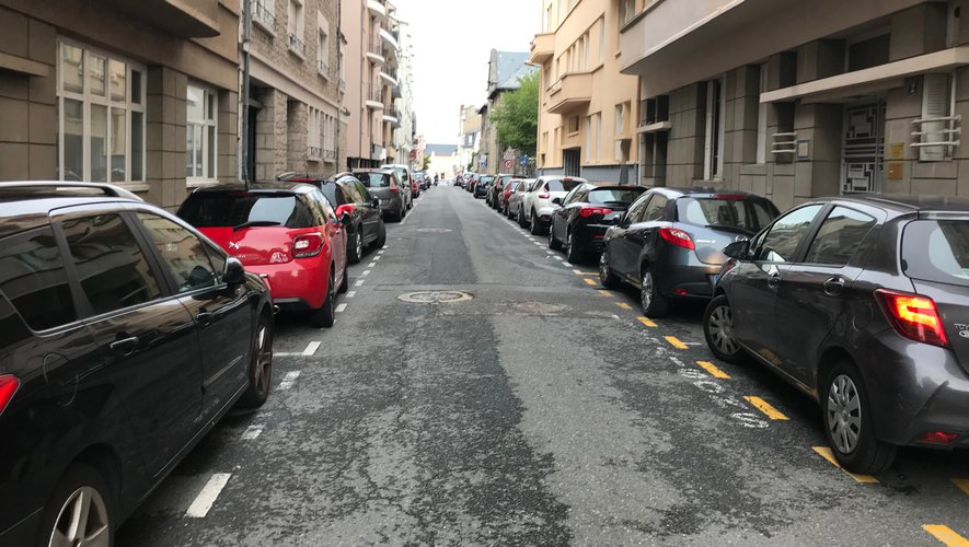 La rue-Séguret-Saincric sera fermée à la circulation ce jeudi matin à partir de 9 heures...
