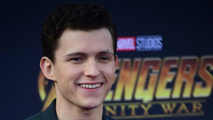 Tom Holland (23 ans) sera de retour en 2021 dans son rôle de Spider-Man après la réconciliation entre Marvel Studios et Sony.