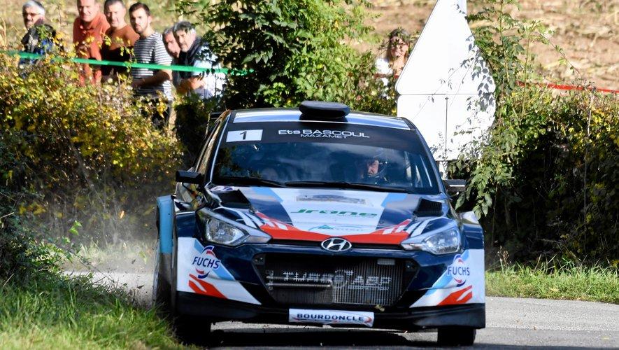 Un Mazamétain vainqueur du rallye des Thermes cette année ?