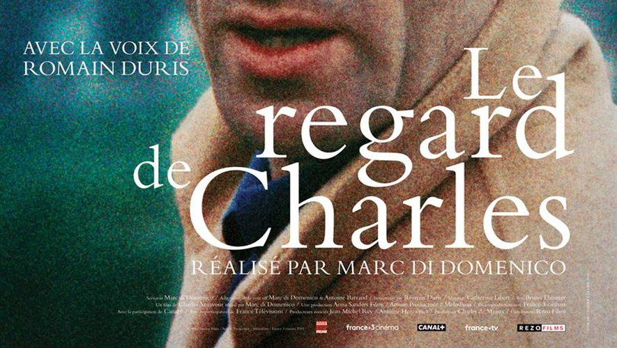 """""""Le regard de Charles"""", autobiographie filmée d'Aznavour, sort en salles mercredi"""
