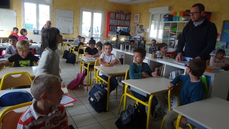 École de la Vitarelle.