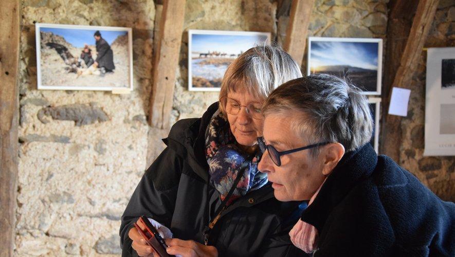 Lucie Bressy et son magnifique reportage sur une famille kazakhe de l'Altaï.