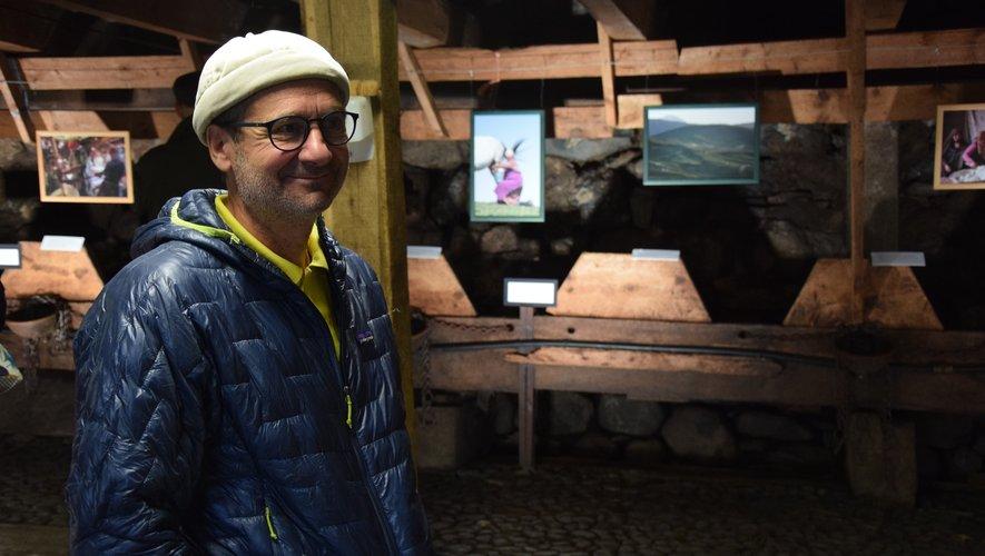Sur la route du lait en Asie avec Emmanuel Mingason.