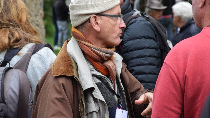 Pierre Gleizes de Greenpeace et son plaidoyer contre la surpêche.