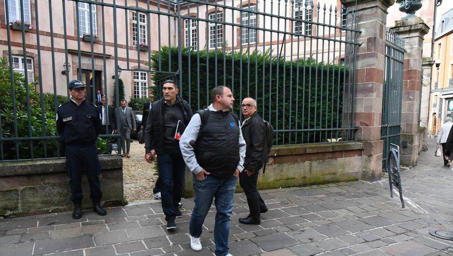 Jeudi dernier, les syndicalistes de Bosch ont été reçus par Bruno le Maire.