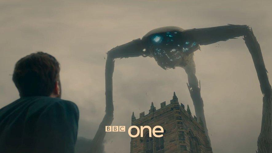 "Rafe Spall dans la bande-annonce de ""The War of the Worlds"""