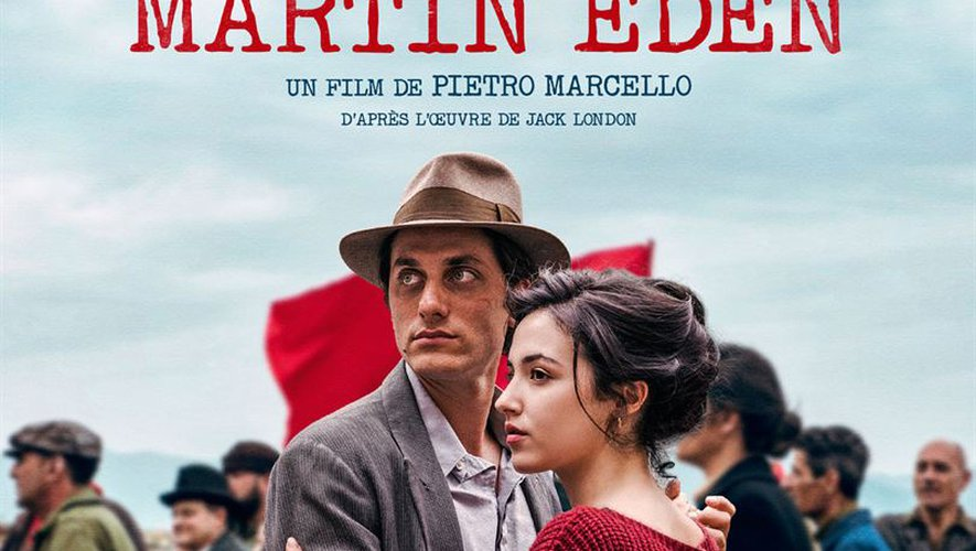 """""""Martin Eden"""" de Pietro Marcello sort le 16 octobre en France"""