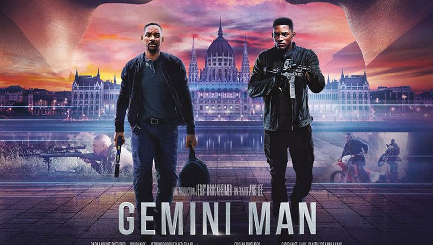 """Gemini Man"" avec Will Smith sort ce mercredi en salles"