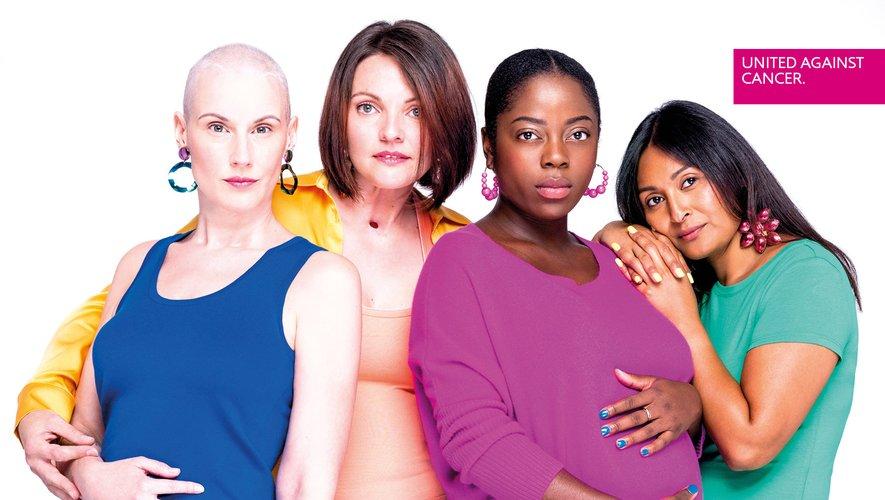 Dix femmes atteintes de différentes formes de cancer ont accepté de participer à l'expérience et de raconter leur combat contre la maladie.