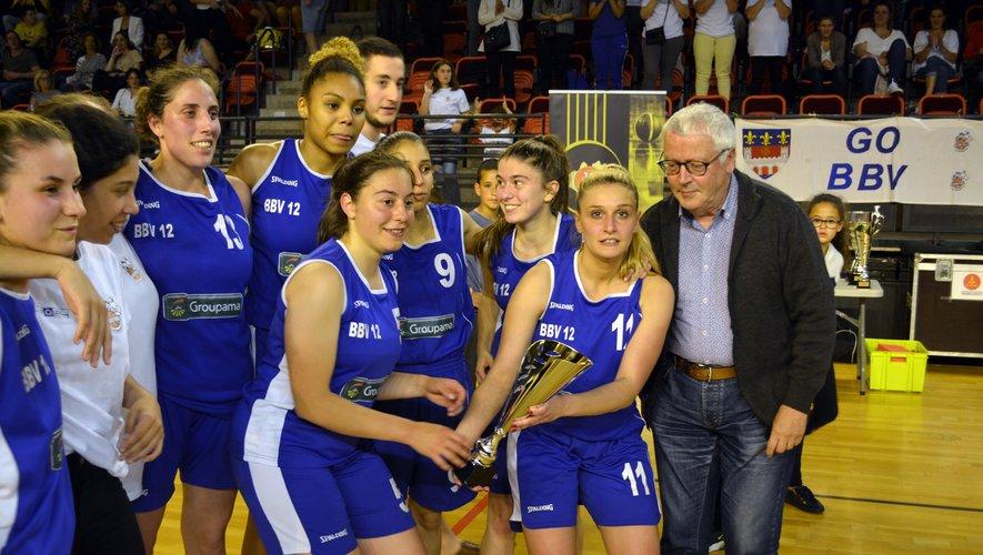 Les Villefranchoises engagées en Régionale 2 cette saison.