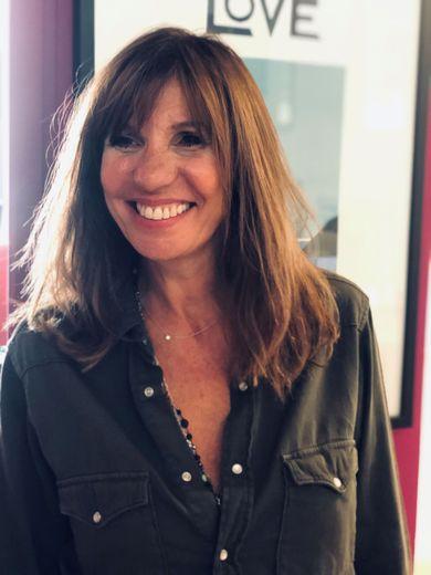 Géraldine Levasseur, réalisatrice, productrice et fondatrice de Giraf Prod.