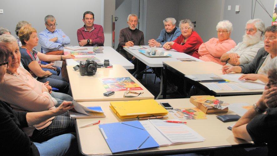 Les membres du conseil d'administration sont satisfaits de la fréquentation de l'espace Georges-Rouquier.