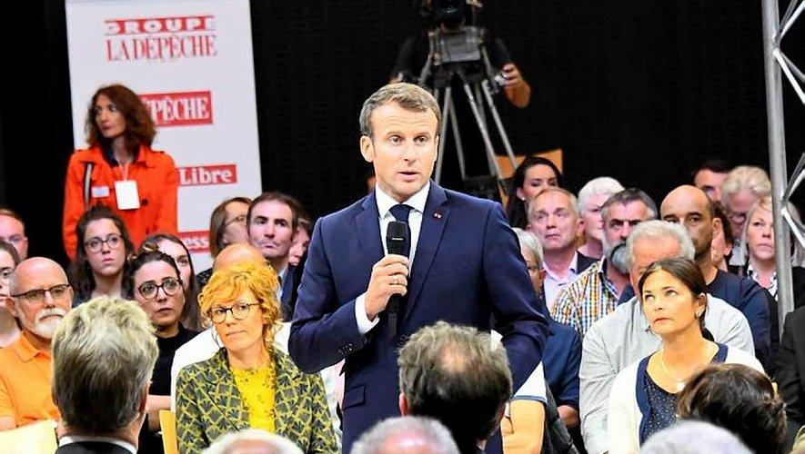 Emmanuel Macron lance le Grand débat sur les retraites.