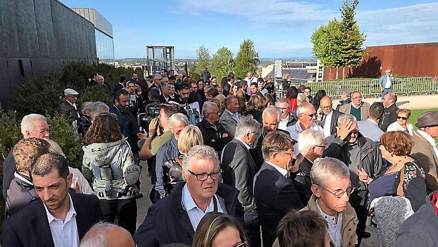 Une journée marquée par l'attente pour beaucoup d'Aveyronnais