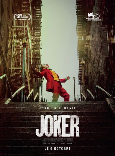 """Joker"" avec Joachim Phoenix sort le 9 octobre en France"