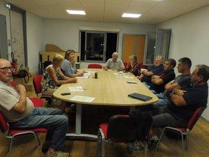 Les associations ont préparé la vie associative de la commune.