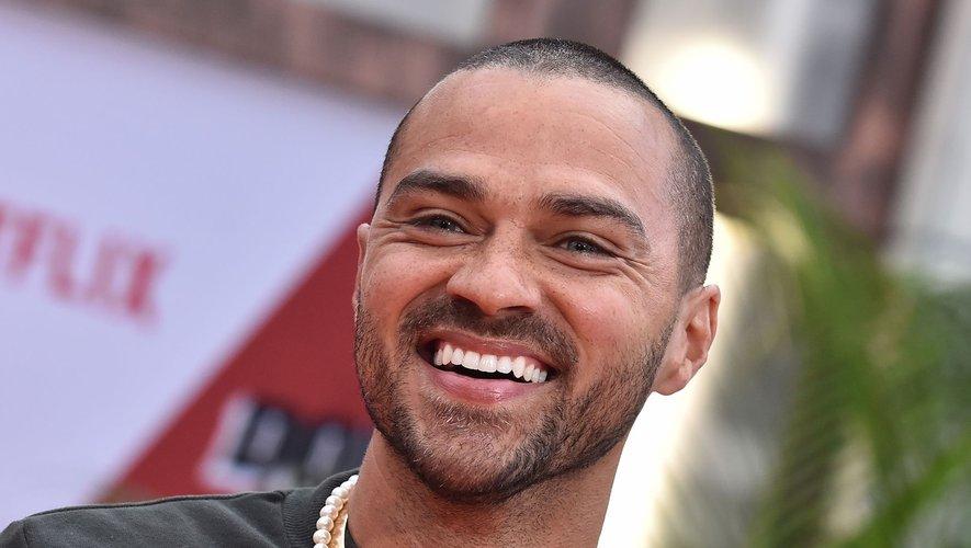 """Jesse Williams incarne le personnage du docteur Jackson Avery depuis 2009 dans la série """"Grey's Anatomy""""."""