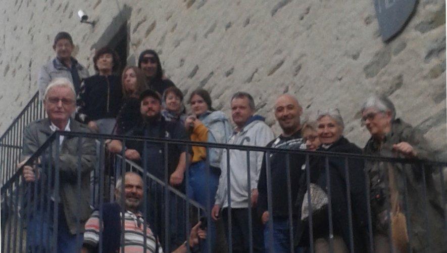 Le musée des ardoisières accueille les groupes toute l'année à Anglars-du-Cayrol