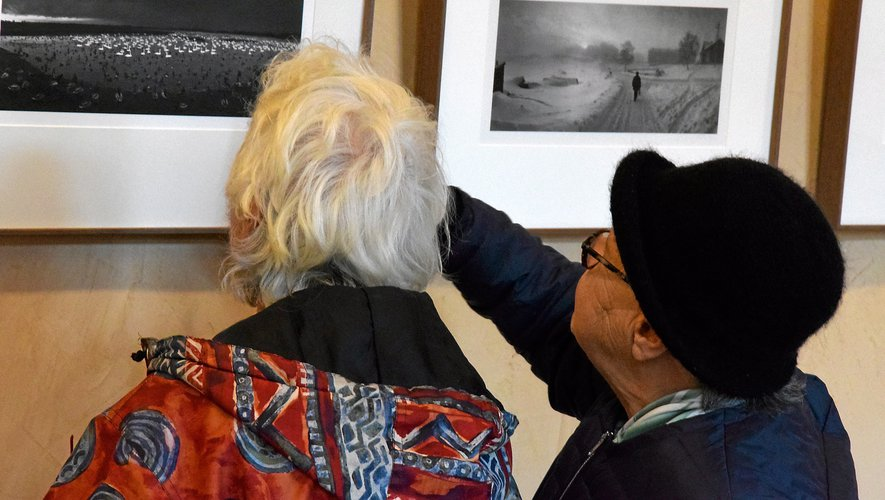 Pentti Sammallahti présente une cinquantaine de clichés, galerie Foch.