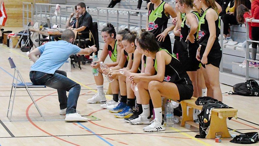 Les basketteuses de la CTC Rodez Agglo sont attendues à Veauche cet après-midi (15 h 30).
