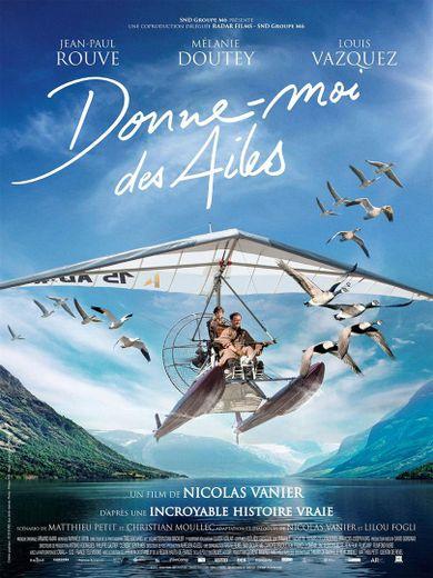 """""""Donne-moi des ailes"""" de Nicolas Vanier arrive le 9 octobre en salles"""