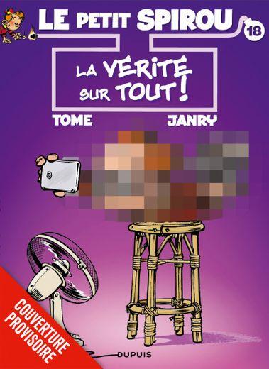 """Le prochain tome du """"Petit Spirou"""" sortira le 15 novembre prochain"""