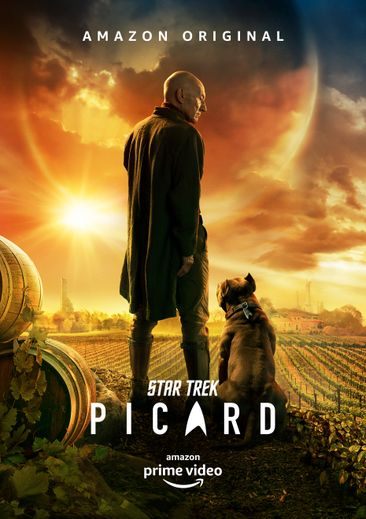 """Star Trek : Picard"" sera diffusé à partir du 24 janvier sur Amazon Prime Video"