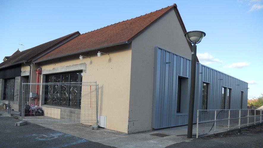 Place Garrigou, le bâtiment communal, très bientôt disponible./Photo LL