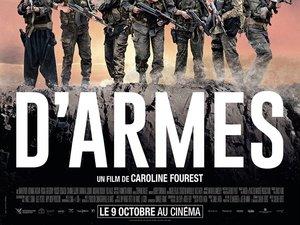 """""""Soeurs d'armes"""" de Caroline Fourest arrive ce mercredi en salles"""