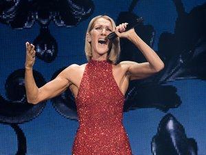 """Celine Dion donnera six concerts à Paris dans le cadre de sa tournée mondiale """"Courage World Tour"""""""