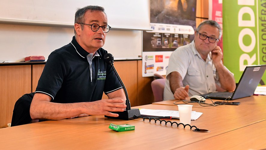 L'épreuve chère au président Fournier n'est pas dimensionnée pour  le WRC selon lui.