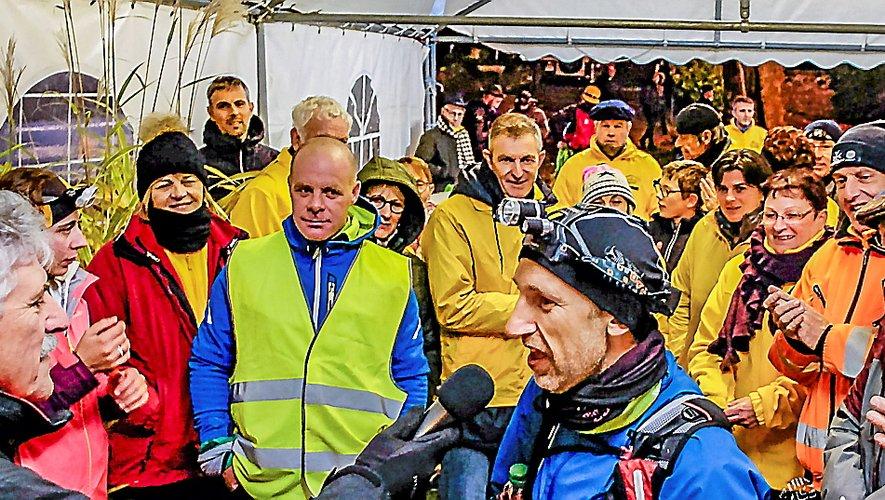 Les bénévoles au coeur du réacteur du festival des Hospitaliers.