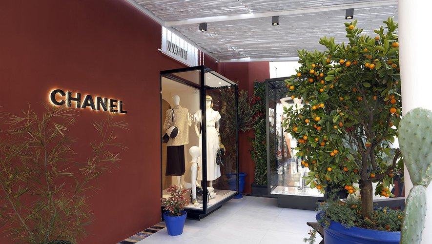 Chanel a présenté mardi la fin du gros-oeuvre du chantier du nouveau site des métiers d'art qui sera inauguré à l'automne 2020.