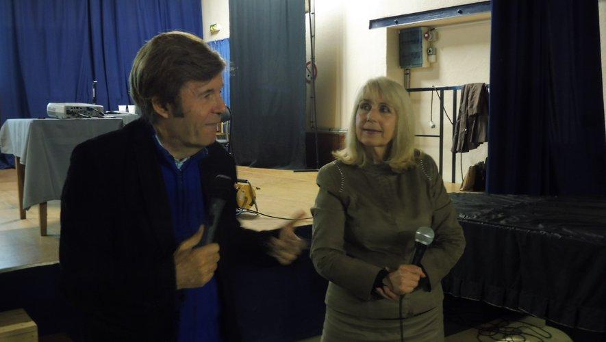 Arnaud Laster et Danièle Casiglia-Laster ont livré une brillante prestation.