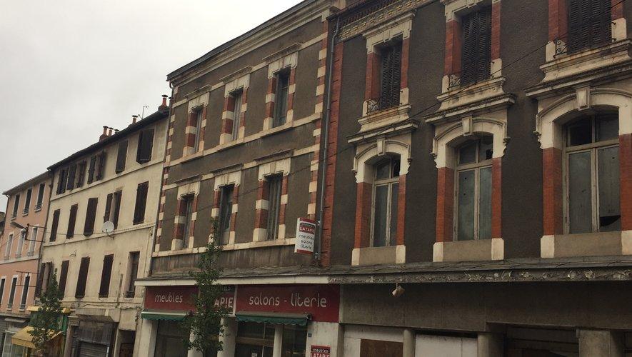 Le périmètre des aides à la rénovation de l'immobilier s'étend à présent du rond-point de la Vitarelle à la rue Lassalle.