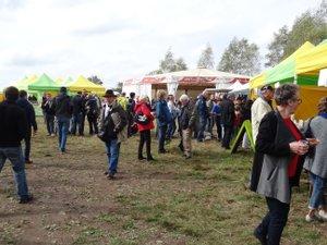 Beaucoup de monde attendu dimanche au Cayrol.