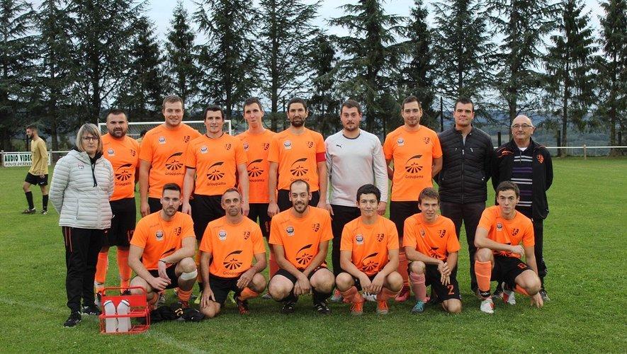 equipe de foot Masculine de La Selve