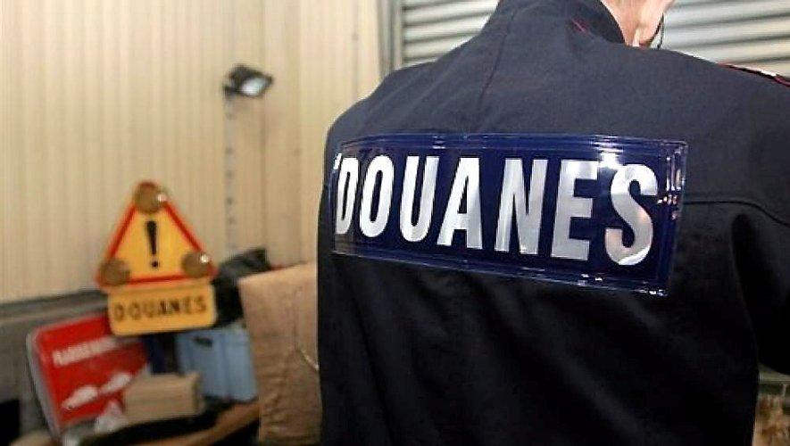 Les douanes millavoises ont intercepté un colis rempli de cocaïne provenant de Saint-Martin, dans les Antilles.