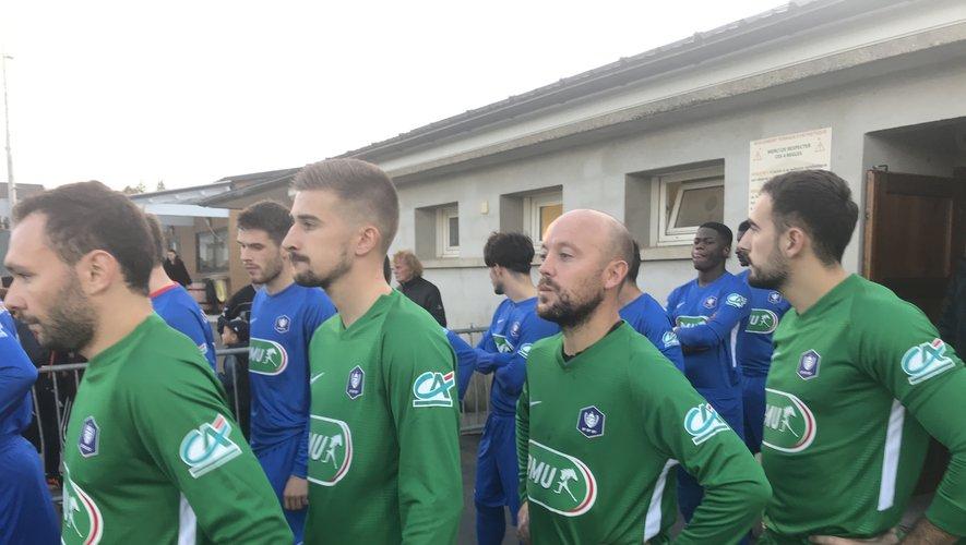 Druelle accueille Auch, pour le compte du 5e tour de la Coupe de France