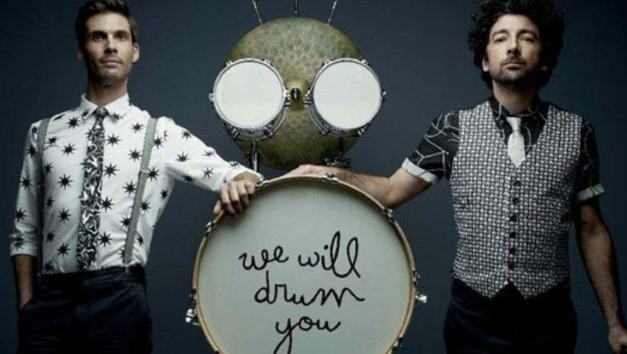 Les Fills Monkey : « On est des justiciers de la batterie ».
