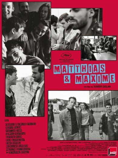 """Matthias et Maxime"" de Xavier Nolan sort mercredi en salles"