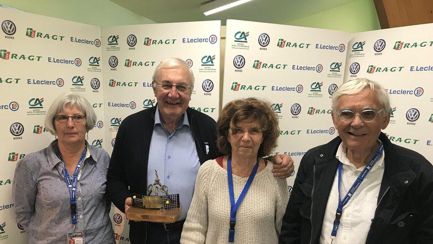 Les organisateurs du comité départemental ont une nouvelle fois mis les petits plats dans les grands pour accueillir dans les meilleures conditions possible les stars en devenir du tennis mondial.
