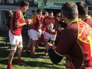 Les rugbymen ruthénois évoluent cet après-midi à La Primaube.