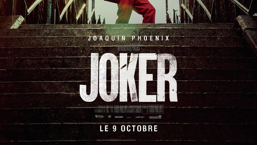 """Joker"" avec Joachim Phoenix est sorti le 9 octobre dernier en France"