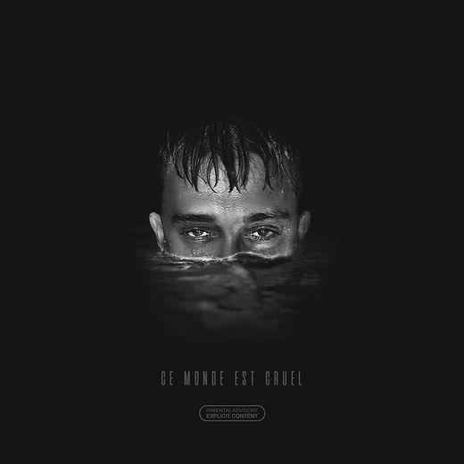"""""""Ce monde est cruel"""" de Vald est en tête du Top albums France Fnac."""