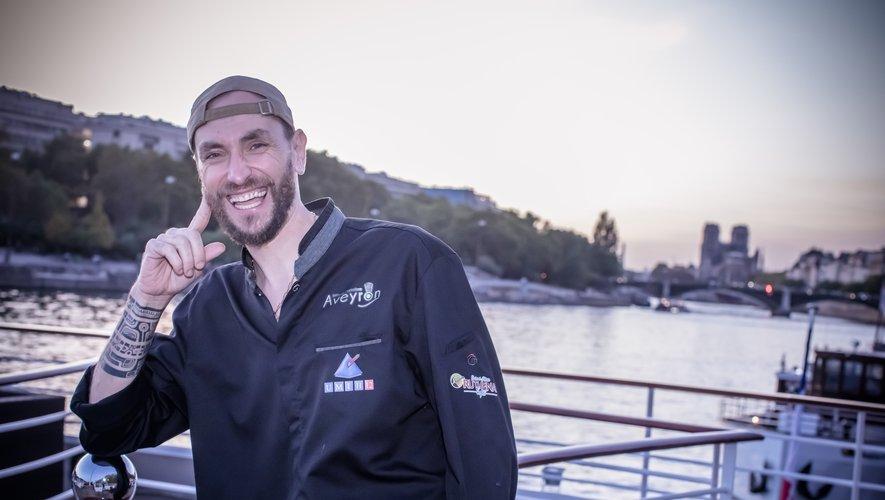 .Jeune chef passionné et dynamique, Cédric Gaston a été récompensé par le Gault Millau en 2012 et officie depuis dans le rougier de Marcillac. Didier Venom