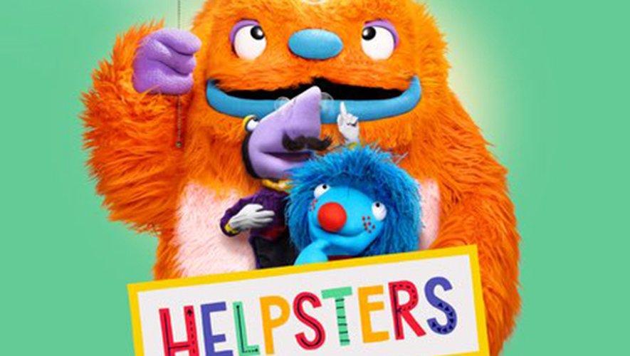 """""""Helpsters"""", une série des créateurs de Sesame Street attendue sur Apple TV+"""